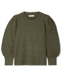 Madewell - Lemon Ribbed-knit Sweater - Lyst