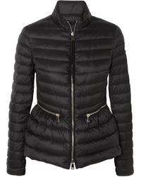 Moncler - Quilted Shell Down Jacket - Lyst