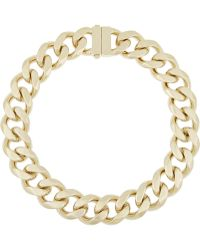 Givenchy - Gourmette Gold-tone Chain Necklace - Lyst