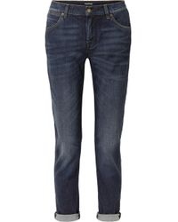 Tom Ford - Distressed Boyfriend Jeans - Lyst