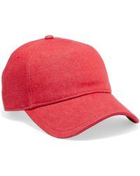 Rag & Bone - Marilyn Denim Baseball Cap - Lyst