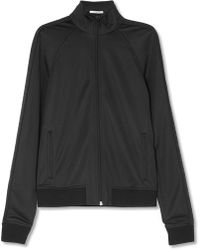 Givenchy - Satin-jersey Jacket - Lyst