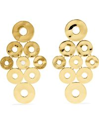 Ippolita - Senso 18-karat Gold Earrings - Lyst