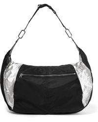 Isabel Marant - Lieven Leather-trimmed Shell Shoulder Bag - Lyst