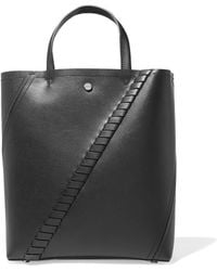 Proenza Schouler - Hex Panelled Leather Tote - Lyst