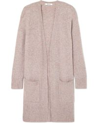 Madewell - Kent Knitted Cardigan - Lyst
