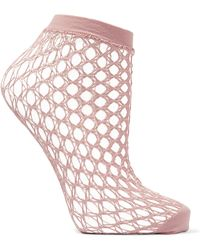 Falke - Fishnet Socks - Lyst