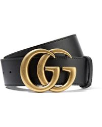Gucci - Ledergürtel - Lyst