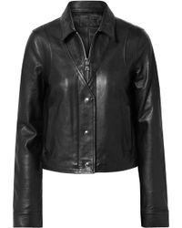RTA - Noelle Leather Jacket - Lyst