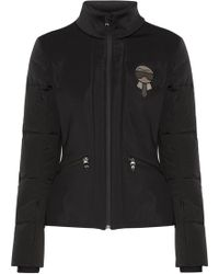 Fendi - Karlito Embellished Quilted Down Ski Jacket - Lyst