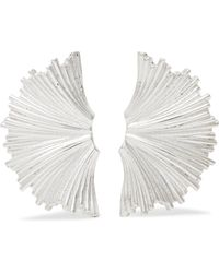 Meadowlark - Vita Silver Earrings - Lyst