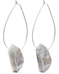 Dinosaur Designs - Silver And Resin Earrings - Lyst