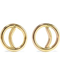 Melissa Joy Manning | 14-karat Gold Earrings | Lyst
