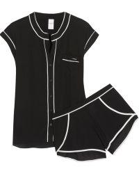 CALVIN KLEIN 205W39NYC - Voile Pyjama Set - Lyst