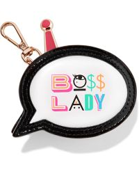 Sophia Webster - Boss Lady Printed Leather Coin Purse - Lyst