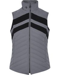 Cavalleria Toscana | Fashion Show Paneled Quilted Shell Down Gilet | Lyst