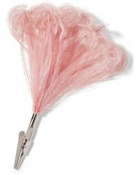 Christopher Kane - Feather Brooch - Lyst