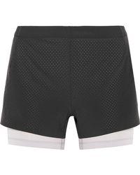 Nike - Lab Aeroswift Mesh-trimmed Dri-fit Stretch-shell Shorts - Lyst