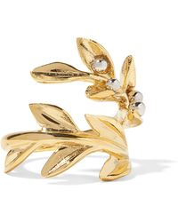 Chloé - Gold And Silver-tone Ring - Lyst