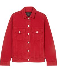 3x1 - Oversized Denim Jacket - Lyst