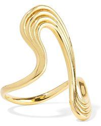 Fernando Jorge - Stream Lines 18-karat Gold Ring - Lyst
