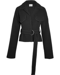 Georgia Alice - Belted Cady Jacket - Lyst