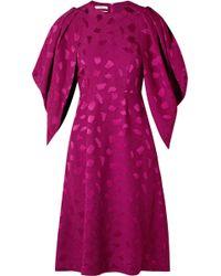 Co. - Brocade Dress - Lyst
