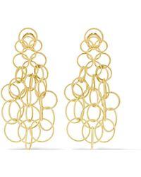 Buccellati | Hawaii 18-karat Gold Earrings | Lyst