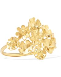 Pippa Small - 18-karat Gold Ring - Lyst