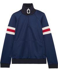 JW Anderson - Striped Jersey Sweatshirt - Lyst