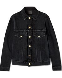 Goldsign - The Morton Denim Jacket - Lyst