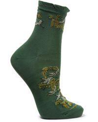 Falke - Cotton-blend Jacquard Socks - Lyst