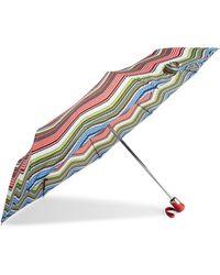 Missoni - Parapluie En Tissu Imperméable Imprimé - Lyst