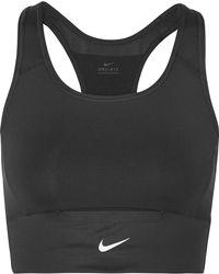 Nike - Dri-fit Stretch Sports Bra - Lyst