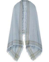 Rag & Bone - Nassau Striped Wool Scarf - Lyst