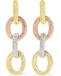 Carolina Bucci - Huggy 18-karat Gold Earrings - Lyst