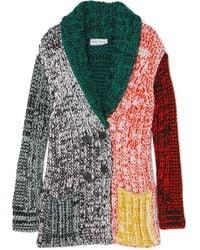 Sonia Rykiel - Crochet-knit Cardigan - Lyst
