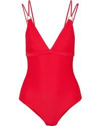 Dion Lee - Tri Lock Swimsuit - Lyst