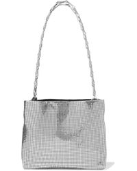 Paco Rabanne - Pixel 1960 Chainmail Shoulder Bag - Lyst