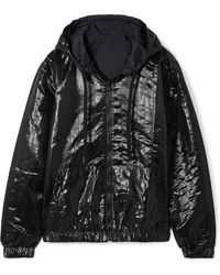 Tomas Maier - Reversible Quilted Shell Hooded Jacket - Lyst