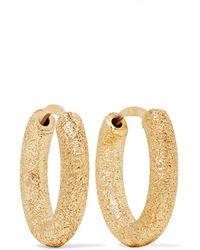 Carolina Bucci | 18-karat Gold Hoop Earrings | Lyst