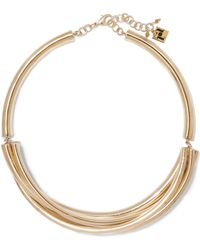 Rosantica - Passato Gold-tone Necklace - Lyst