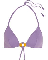 Eres - Charlotte Halterneck Bikini Top - Lyst