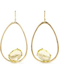 Ippolita | Rock Candy 18-karat Gold Citrine Earrings | Lyst
