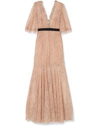 Alice McCALL - Look Good Feel Good Lace Gown - Lyst