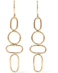 Melissa Joy Manning - 14-karat Gold Earrings - Lyst