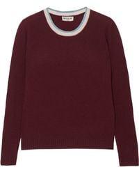 Paul & Joe - Laloutre Cashmere Sweater - Lyst