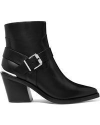 Rag & Bone - Ryder Leather Ankle Boots - Lyst