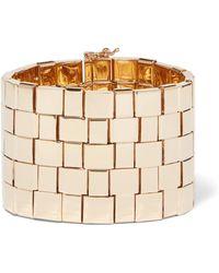 Chloé - Tilly Gold-tone Bracelet - Lyst