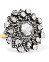 Amrapali - 18-karat Gold Diamond Ring - Lyst